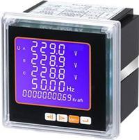 42方形多功能电力仪表(液晶)