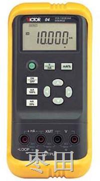 电流电压校验仪 VICTOR04