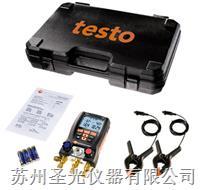 制冷系統/熱泵電子歧管儀 testo550-2套裝