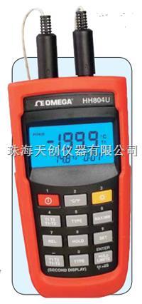 **现货供应HH804U标准型高精度RTD双通道温度计 HH804U