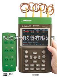 供应美国OMEGA正品RDXL8CD 8通道温度记录仪 RDXL8CD