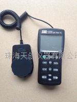 台湾泰仕TES-1339百万勒克斯专业级照度计 TES-1339