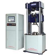 微机电液伺服万能材料试验机