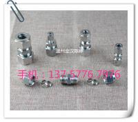 不鏽鋼壓環式壓套式異徑直通管接頭 正宗304不鏽鋼變徑卡套直通接頭 異徑卡套3-6-8-10-12-14mm全規格 JH