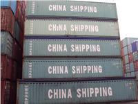 上海40OT二手开顶集装箱出售