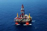 海上石油平台船舶发动机灭火