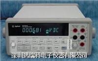Agilent/HP 34401A,6位半數字萬用表 HP 34401A