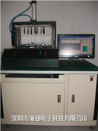 電腦主板電壓及漏電流自動測試治具
