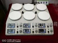 雙排六連加熱磁力攪拌器 JB-409A