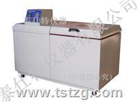 鞋材類耐寒試驗機/橡膠鞋底低溫耐寒試驗箱(低溫耐撓測試儀)  TSB027