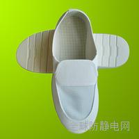 PU防静电帆布网面鞋  GZX-002