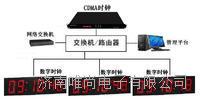 不用敷設接收天線,易于安裝的時間服務器-- CDMA校時器 W9007