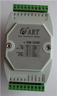 DAM3023-4路隔离数字量输入