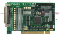 PCI2324-2路隔离数字量输入,32路继电器输出