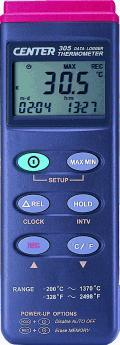CENTER-305/CENTER-306溫度計|記憶式溫度計 CENTER-305/CENTER-306