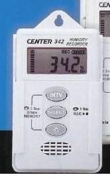 CENTER-342濕溫度記錄儀 CENTER-342
