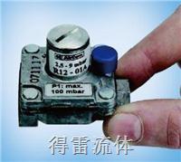 小型微压减压阀