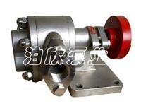 不锈钢齿轮泵耐酸碱的功能