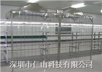 絲印棚 凈化工作棚、防靜電絲印棚