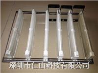 LCD排骨架(LCD清洗條) 50格加高LCD清洗架
