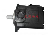 叶片泵T6D-045-1R02-B1    DENISON丹尼逊叶片泵T6D系列 T6D-045-1R02-B1