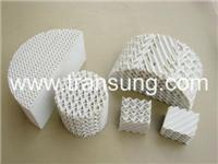 陶瓷波紋填料,陶瓷規整波紋填料