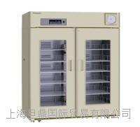 日本松下4℃血液冷藏柜 MBR-1405G?血液保存箱用途