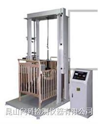 嬰兒床沖擊試驗機,童床鋪面沖擊試驗機 XK-1075