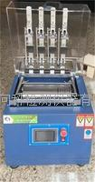 新款皮革弧面磨耗測試儀蘇州廠家 XK-8089