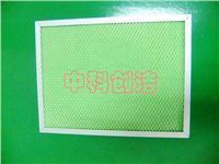 平板式铝框初效空气过滤器,可清洗平板式初效过滤器