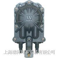 工程塑料气动隔膜泵 Hornet系列HU38