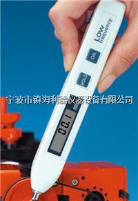 HY-102測振筆測量高頻范圍內的振動加速度相對值HY-102工作測振筆適用滾動軸承狀態監測與故障診斷