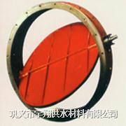 锅炉煤粉管道圆风门怎样做到高耐磨