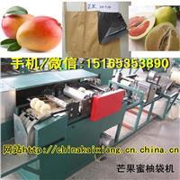 全自动芒果纸袋机,芒果套袋制袋机,芒果纸质套袋设备