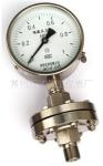 厂家优惠供应膜片压力表隔膜压力表 YPF