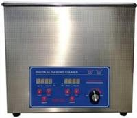 不锈钢超声波清洗器|功率可调HN-10AL HN-10AL