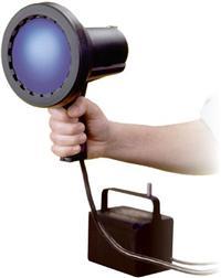美国Spectronics公司生产的SB-100P高强度雷竞技官网灯