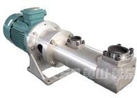 黄山螺杆泵黄山工业泵HSA系列三螺杆泵