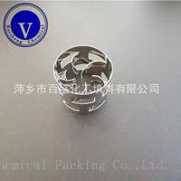 China factory direct sale Metal Tower Filling Pall Ring