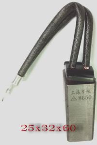 常用MG50碳刷是25x32x
