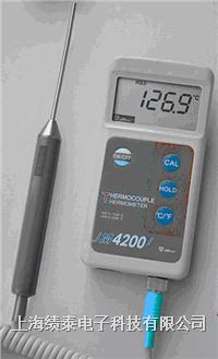 JM4200iH便携式数字点温计,温度计-50~1250℃ 数字测温仪 手持式温度仪 JM4200iH