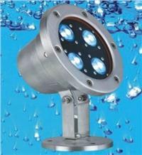 蓝光水底燈 002