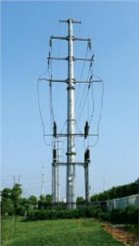 电力输电杆  005