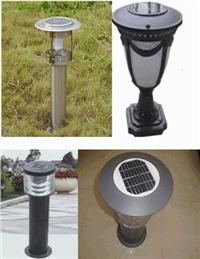 LED太陽能草坪燈