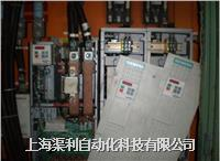 西门子6SE70变频器短路维修 西门子6SE70维修