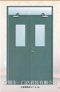 钢质玻璃门价格