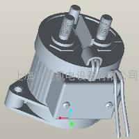 350A磁保持高壓直流接觸器/高壓直流繼電器/EV繼電器 DC-350A/900VDC