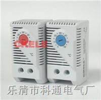 溫度控制器KTS011 KTO011可調機械式溫控器 電控柜設備機箱加熱冷卻溫控開關 KTO011