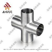 焊接式四通-衛生級 SM0321032