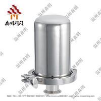 不锈钢卫生呼吸器